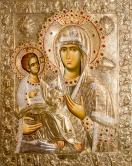 Чудотворна ікона Божої Матері Троєручиця, Київ