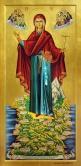 Чудотворна ікона Ігуменя Святої Гори Афонської у Києві