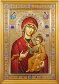 Чудотворна ікона Божої Матері Іверська Вратарниця, Київ