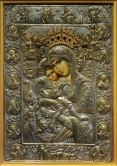 Чудотворна ікона Божої Матері Достойно Є, Київ